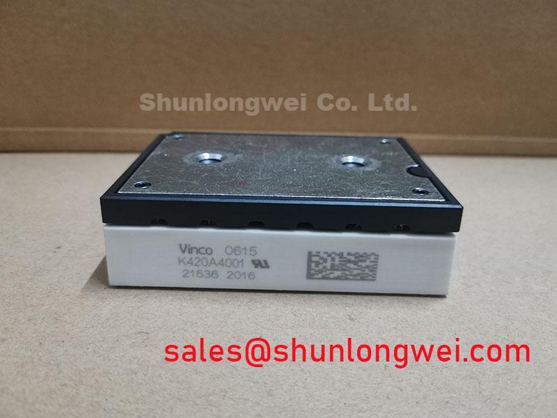 Vinco K420A4001 In-Stock