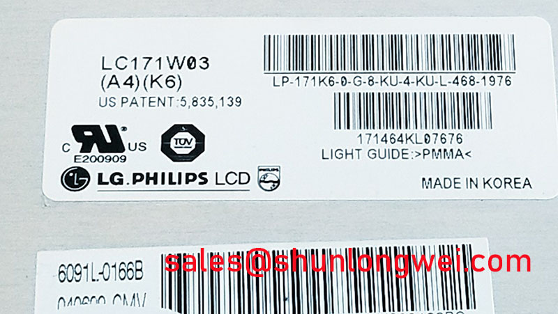 LG Display LC171W03-A4K6 In-Stock