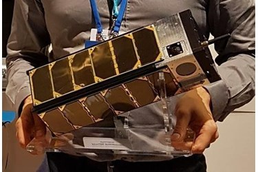 Finnish satellite sends first 75GHz signals from space
