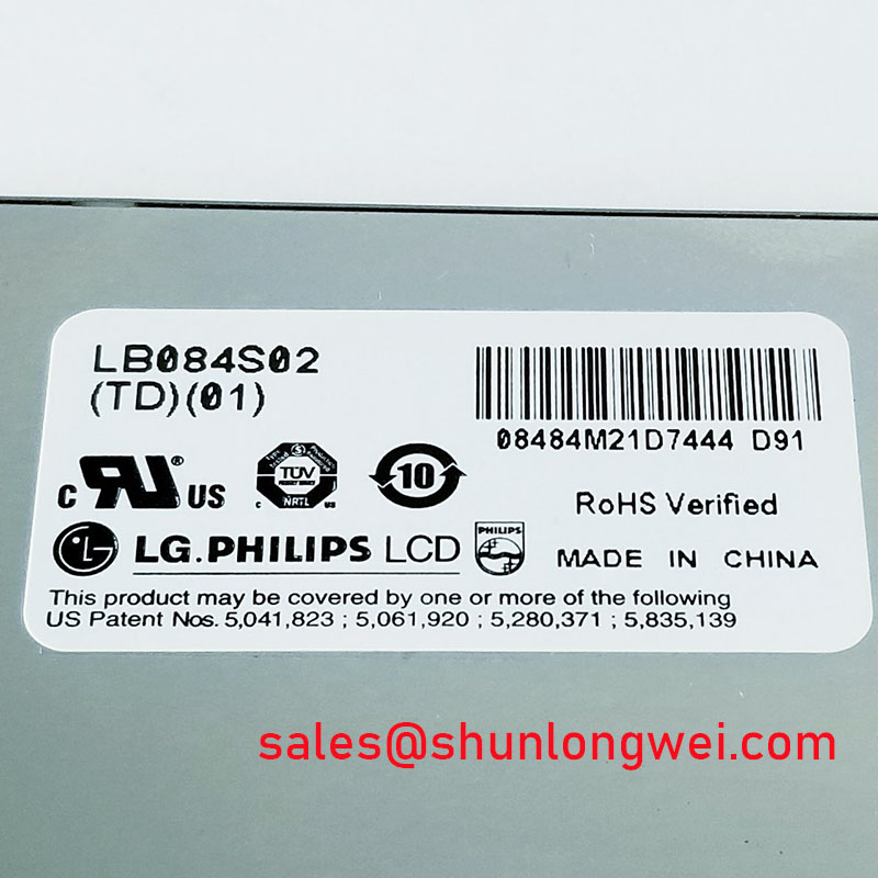 LG LB084S02-TD01 In-Stock