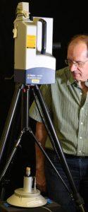 Laser metrology speeds microphone calibration