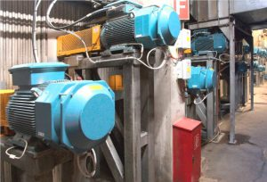 IE4 induction motors and VFDs save 900MWh/year at paper mill