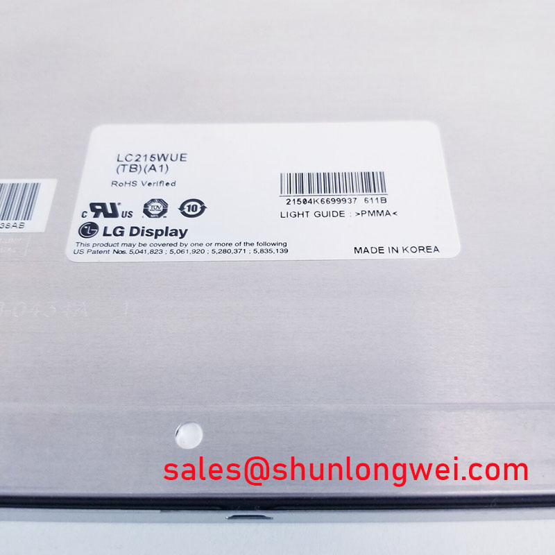 LG Display LC215WUE-TBA1 In-Stock