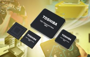 Toshiba adds Cortex-M4 MCUs for embedded data processing