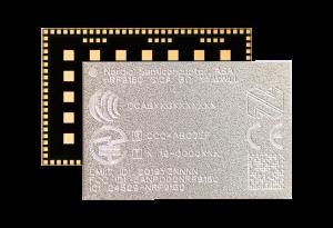 Nordic's 91% efficient SiP joins Rutronik's linecard