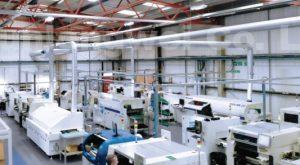 UK made: CEM Kasdon moves into new 20,000ft building