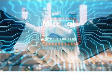 MicroAI and Silicon Labs collaborate on edge-native AI