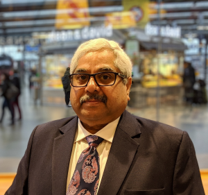 """""""Despite the Impressive Growth of Electronic Production in India, the Net Value Added by Production Units Are Low Because Most Components Are Still Being Imported and Not Locally Sourced"""" – S Ramakrishnan"""