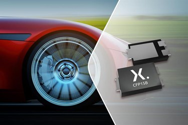 Nexperia surface-mount device passes Board Level Reliability requirements