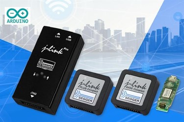 SEGGER's J-Link now compatible with Arduino