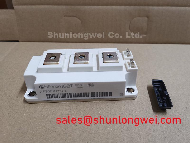 Infineon FF300R12KE4 In-Stock