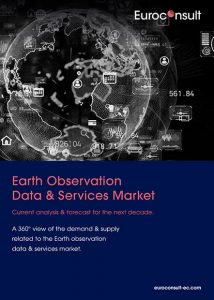 Satellite-based Earth Observation data market worth $1.6 billion