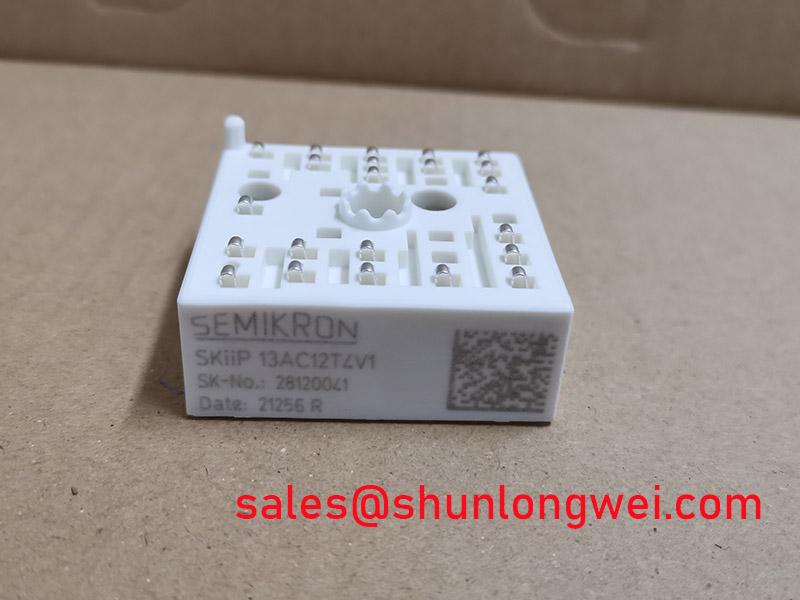 Semikron SKiiP 13AC12T4V1 In-Stock