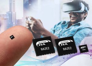 Low-power Cortex-M23 MCUs for IoT end-points