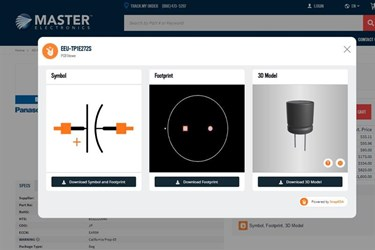 Distributors release millions of SnapEDA CAD models